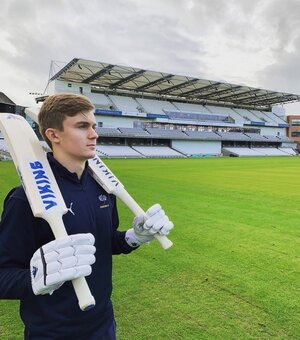Yorkshire Trio working with Viking Cricket