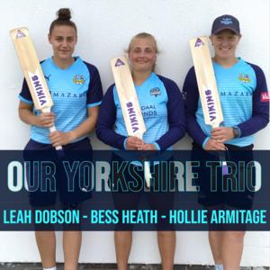 Double Yorkshire signing alongside Hollie Armitage